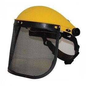 casco para desbrozadoras